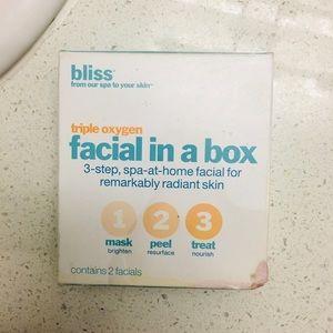 Facial in a box